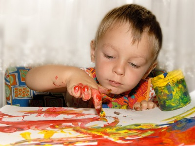 Жизнь ребенка в рисунке