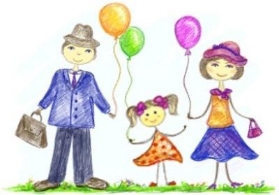 Что рисунок ребенка говорит о его настроении?