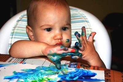 Рисование для самых маленьких