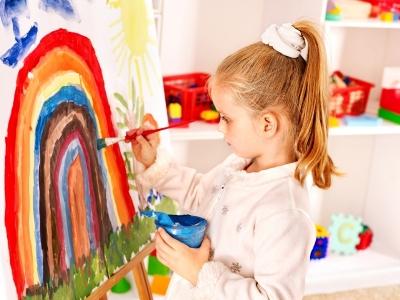 Какие цвета при рисовании предпочитает ваш малыш?