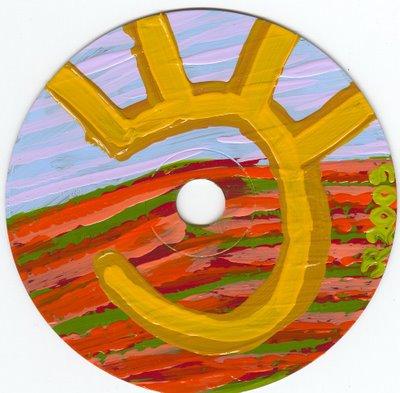 Как сделать шедевр из CD-диска?