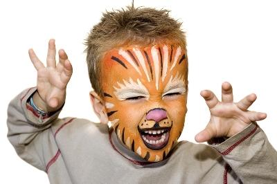 Детские краски для лица