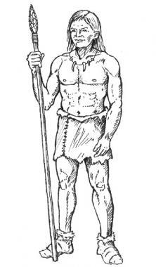 Рисуем человека