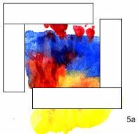 Сдвигая и раздвигая уголки, можно менять размер вырезаемого кусочка