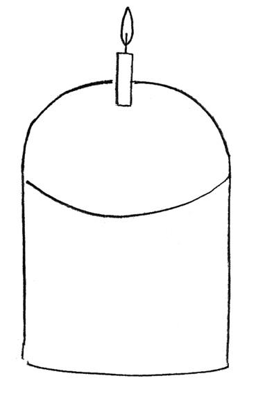 Пасхальный кулич