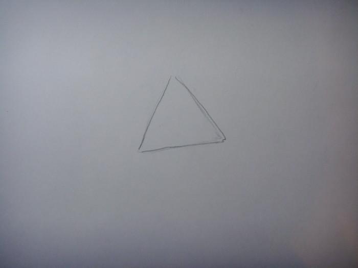 Изобразите треугольник