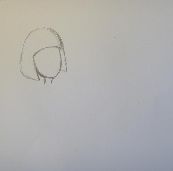 Изобразите голову Симки