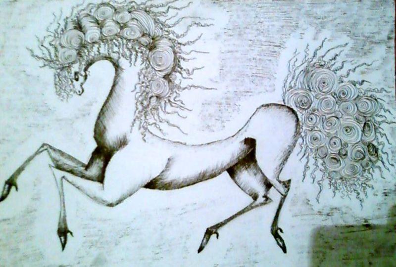Лошадушка.