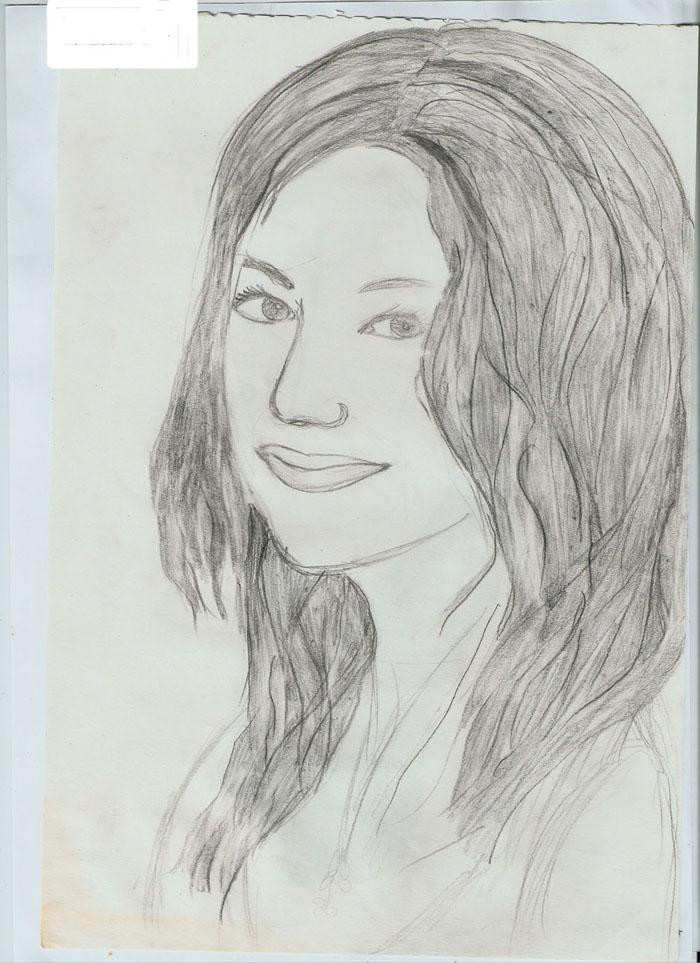 просто портрет