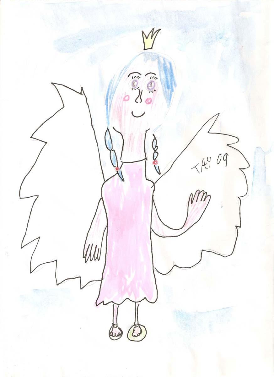 Принцесса Ангелов