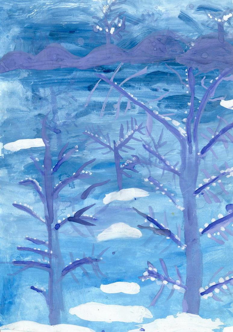 зима...2008г.