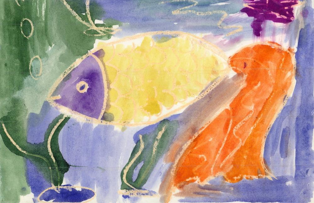 рыбка...2006г.
