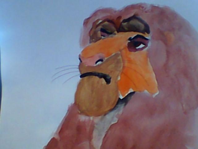 Король Лев ( Симба )