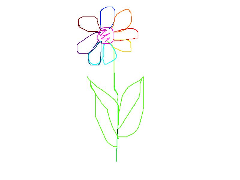 """волшебный цветочек""""загадай желание"""""""