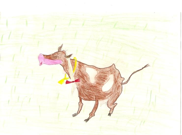 Поющая корова