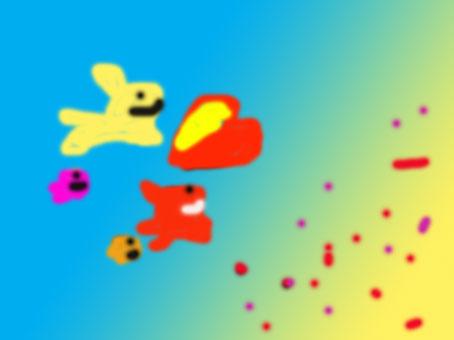 рыбки и любовь