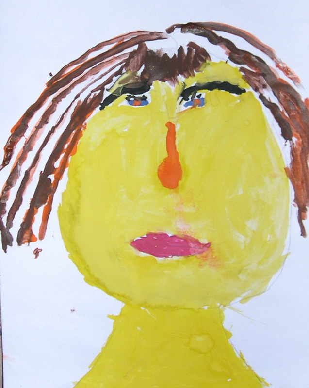 Портрет мамы