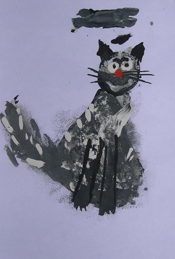 Мечта кота