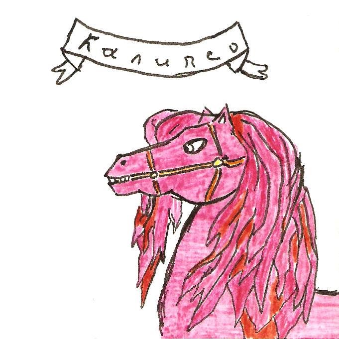 Лошадка Калипсо