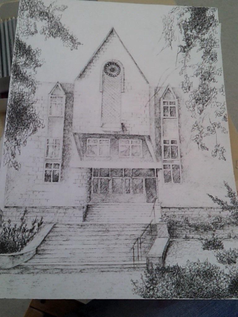 Моя художественная школа