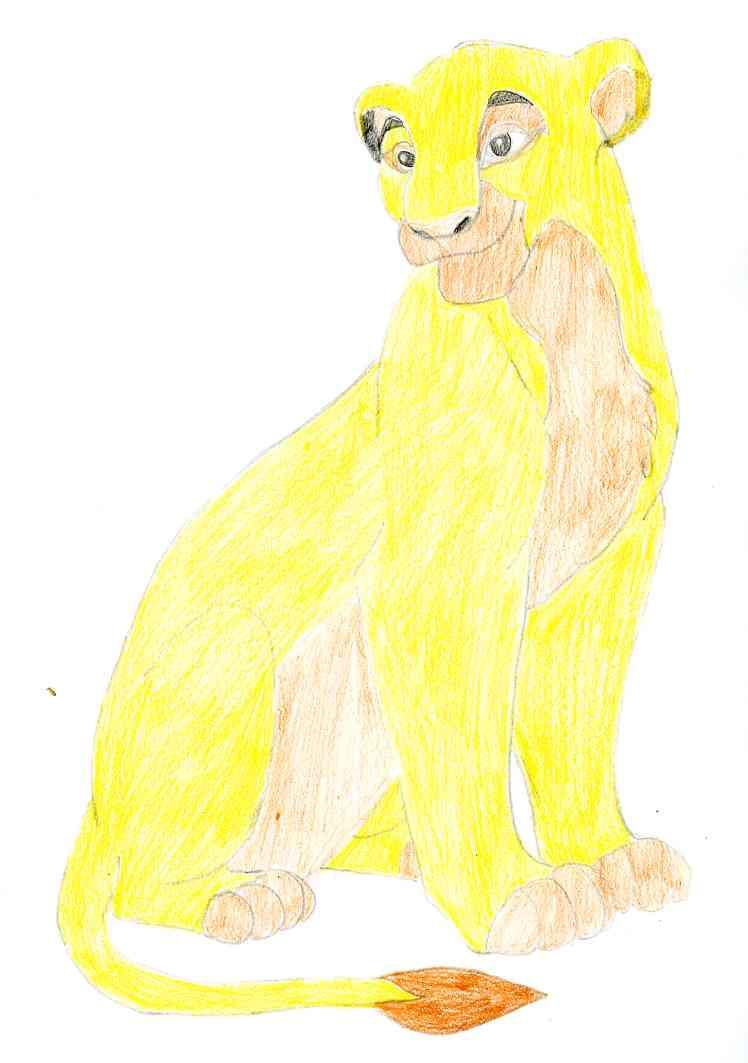 Львица Сараби