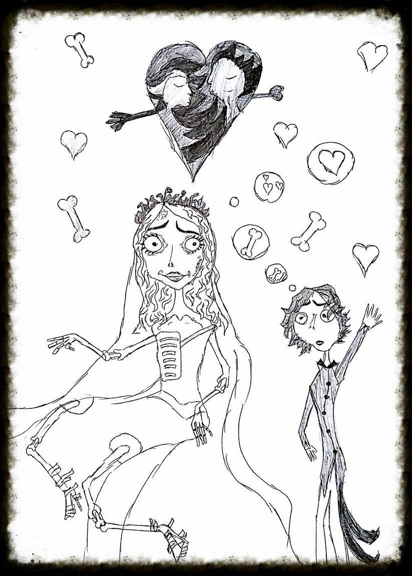 Эмили и Виктор