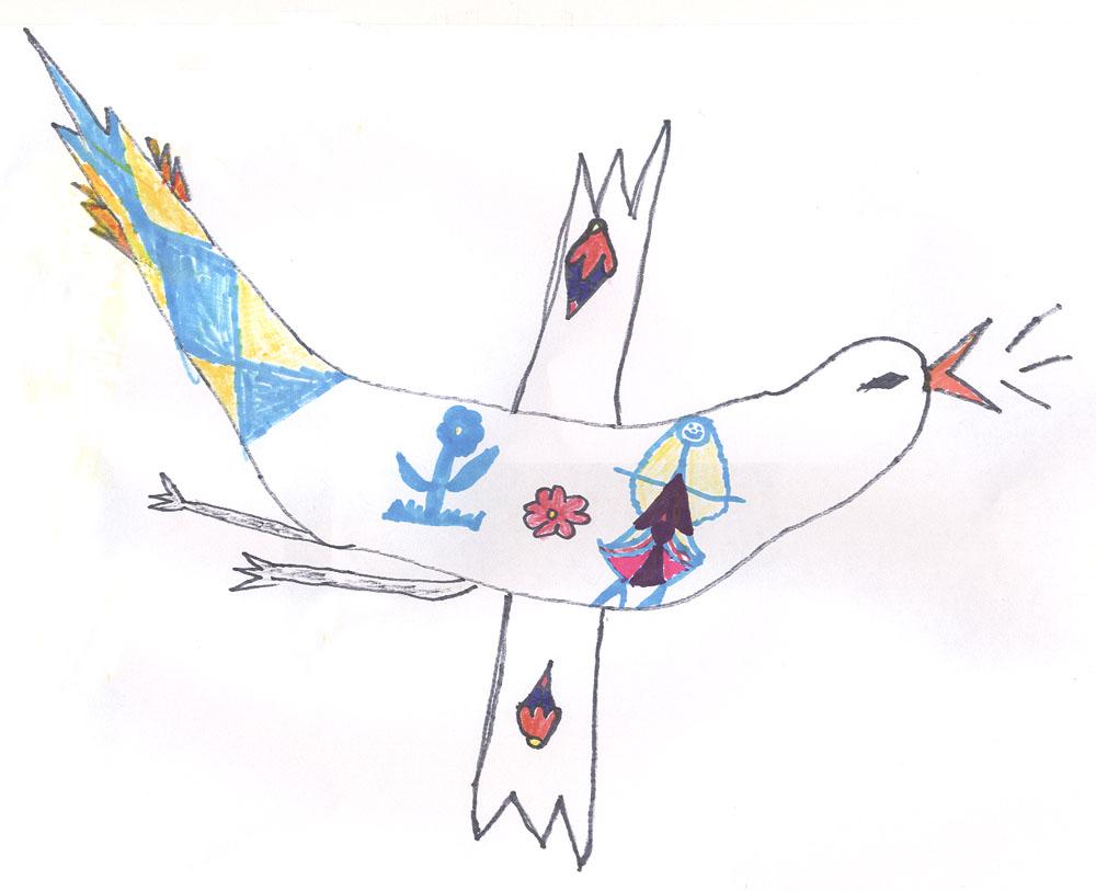 Птица волшебства