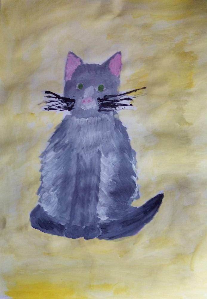 Кошка Зося