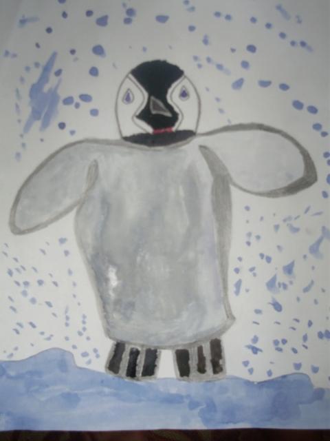 пингвин Питер