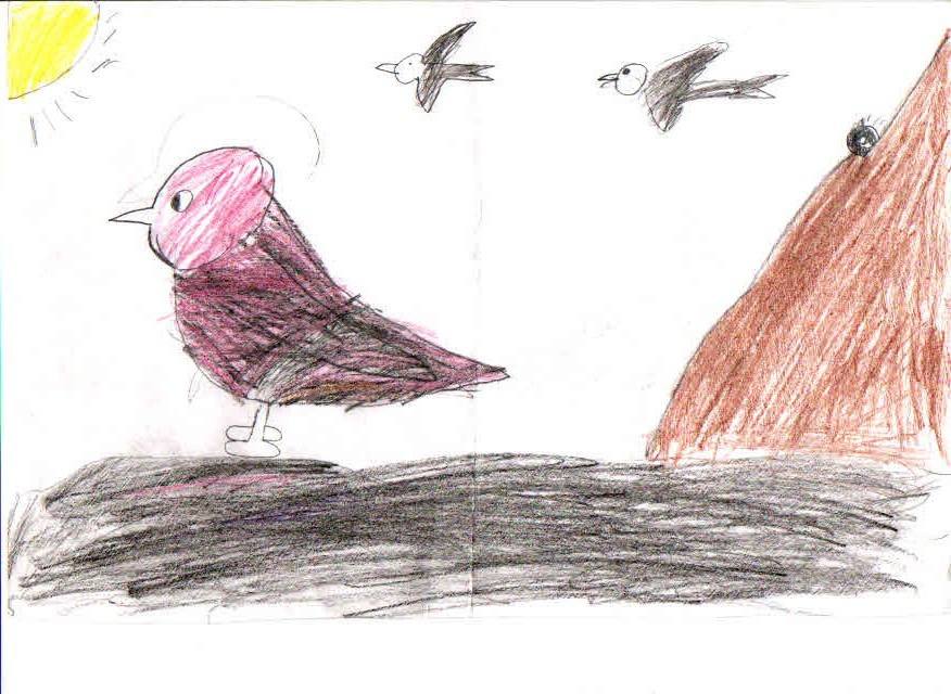 Птицы. Филяев Андрей