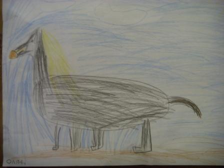 лошадка ,гуляющая по свету
